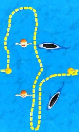 拦住鲨鱼游戏图3
