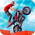 越野摩托屋顶赛游戏中文版 v1.0.0