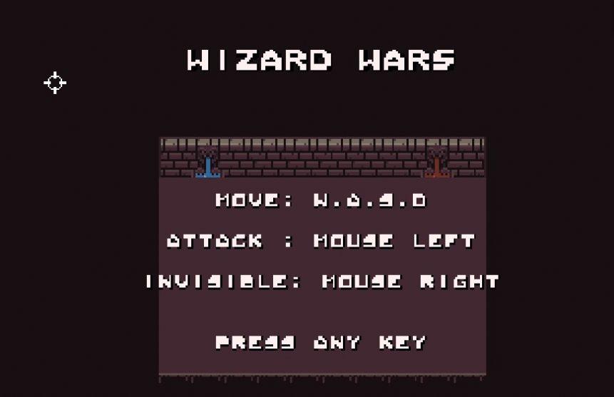 巫师精灵战争游戏图1