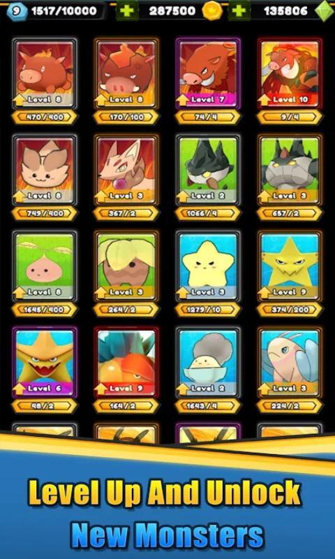 脂鲤兽决斗大师游戏手机版图片2