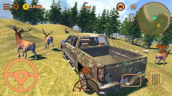 狩猎探险模拟器游戏图2