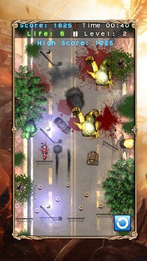 烈斩神魔游戏图1
