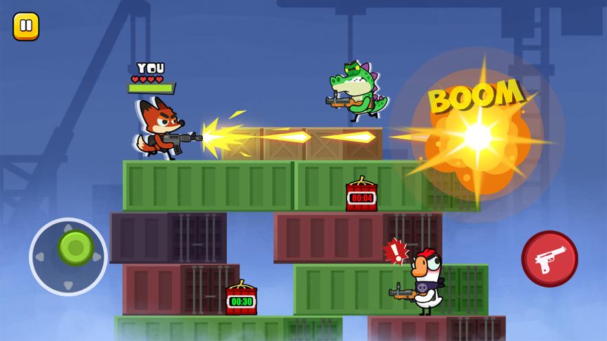 狐狸特工游戏图2