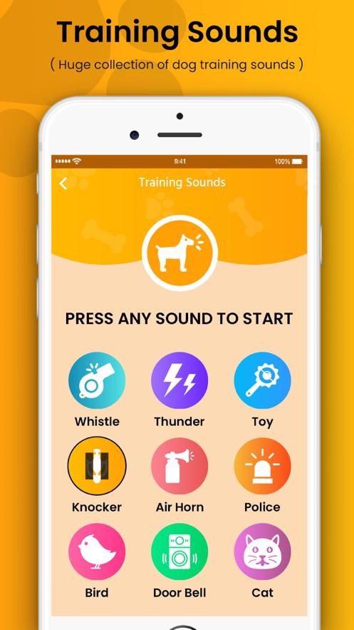 狗训练答题器和噪音app图3