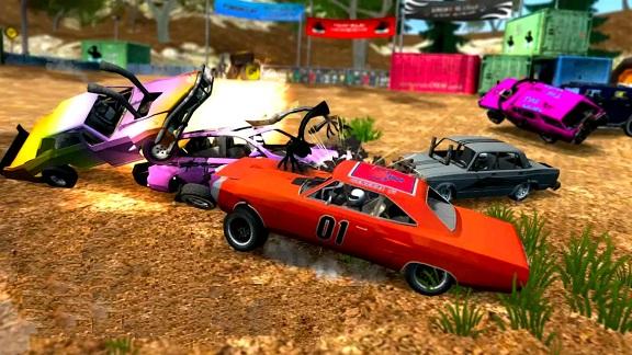 模拟汽车碰撞的游戏_汽车碰撞模拟实验_汽车碰撞试验游戏模拟器