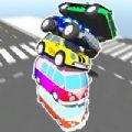 Car Tower 3D
