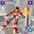 飞行超级英雄机器人救援游戏中文版 v1.0.3