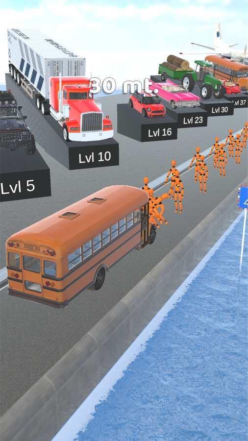 车祸大师3D游戏中文版(Crash Master 3D)图片1
