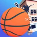 巨型篮球城市破坏游戏安卓版 v1.0.1
