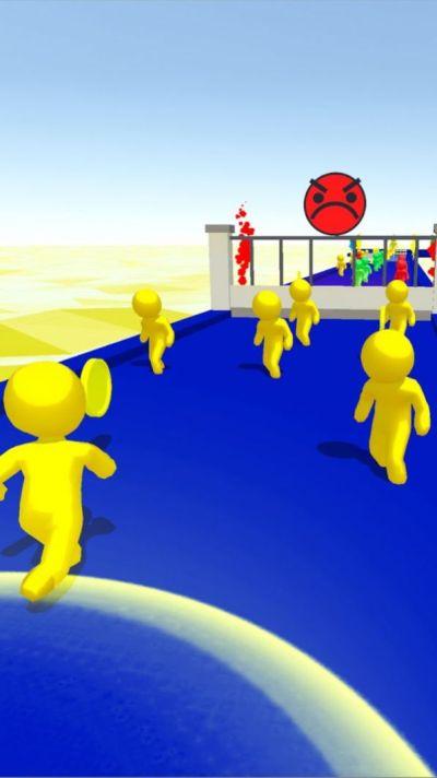 火柴人冲刺战队游戏安卓版图片1