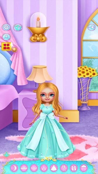 莉莉公主装扮日记游戏图1