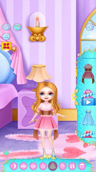 莉莉公主装扮日记游戏图2