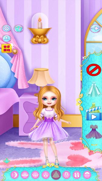莉莉公主装扮日记游戏图3