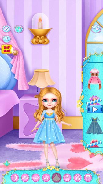 莉莉公主装扮日记游戏最新版图片1