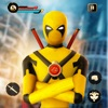 火柴人双剑死的英雄游戏手机版 v1.0