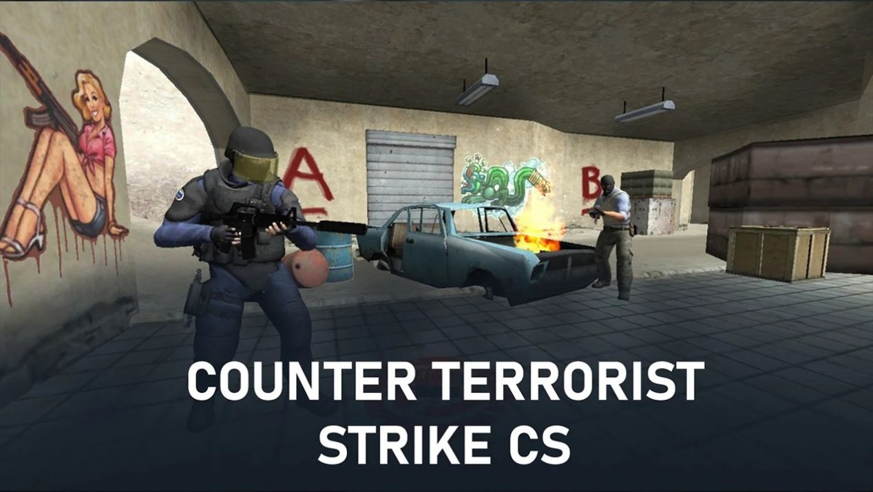 FPS射击反恐突击队游戏安卓版图片1