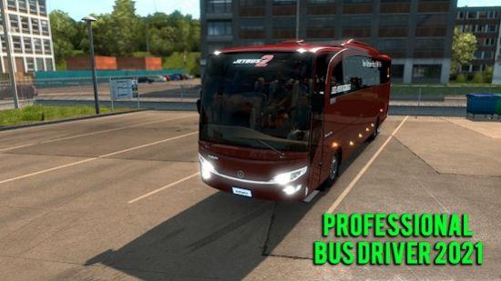 专业巴士司机2021游戏图1