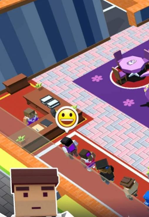 空闲汉堡餐厅游戏图2