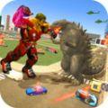 哥斯拉城市英雄游戏安卓版 v1.0