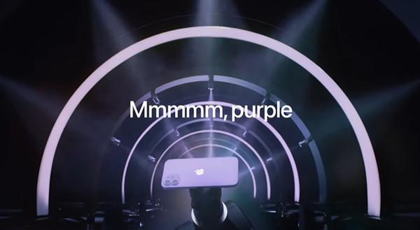 iphone12紫色外观怎么样?苹果12紫色真实图片介绍[多图]