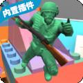 超级战队绿色战士