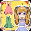 芭比灰姑娘美妆换装游戏免费版 v1.1