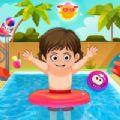 夏日泳池派对游戏