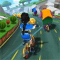 萌熊出没自行车比赛游戏安卓版 v1.0