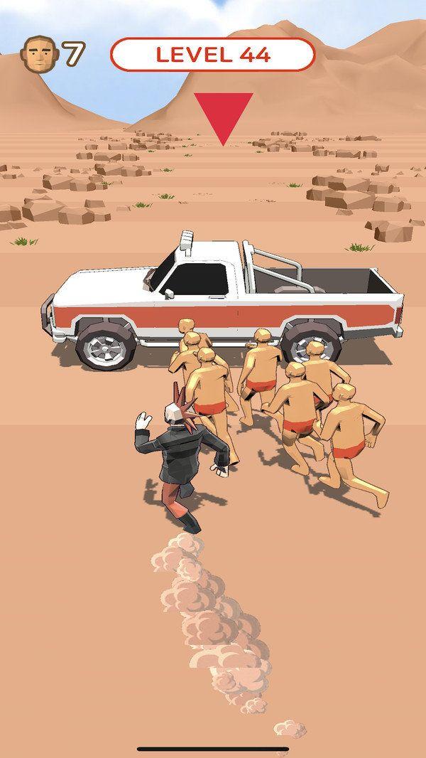 逃出巨人镇游戏图3