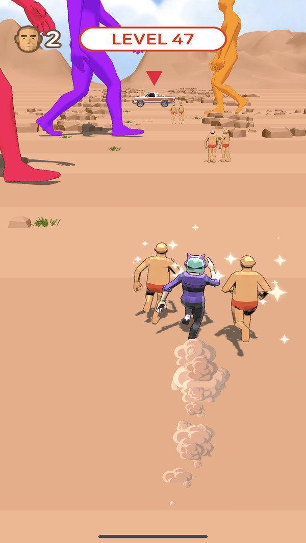 逃出巨人镇游戏图1