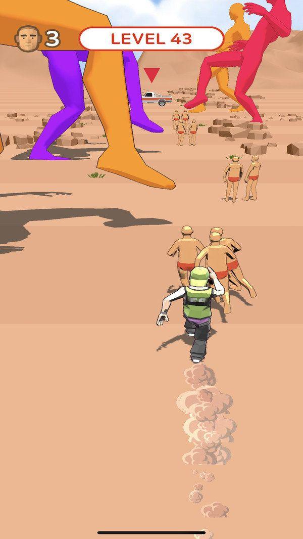 逃出巨人镇游戏安卓版图片1