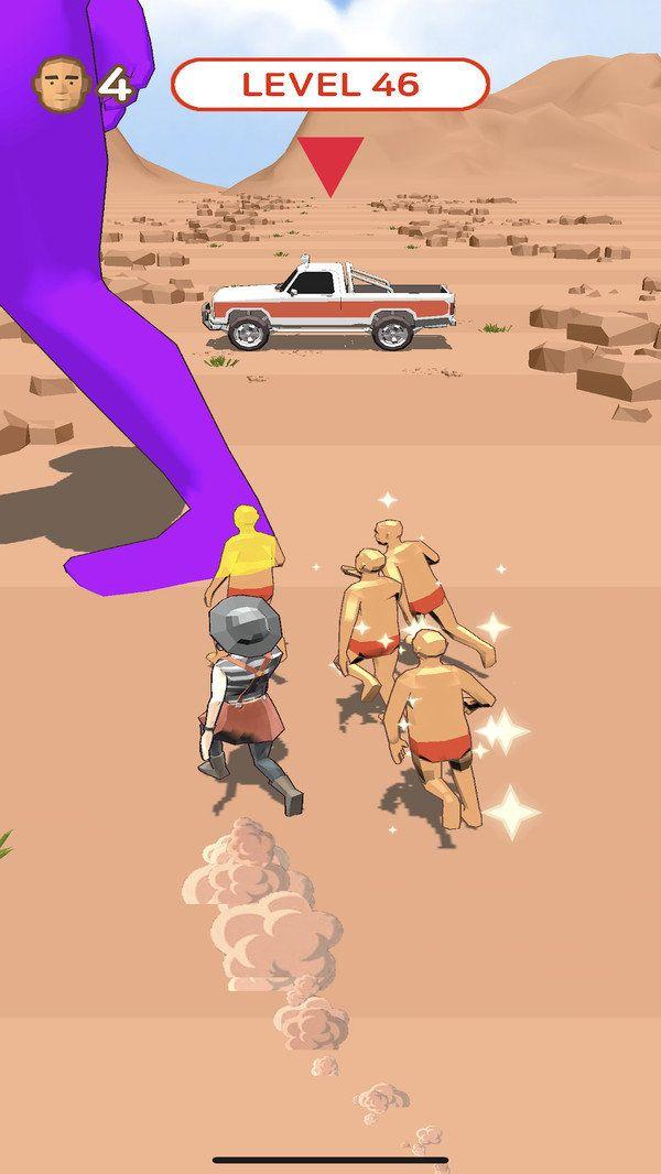 逃出巨人镇游戏图2