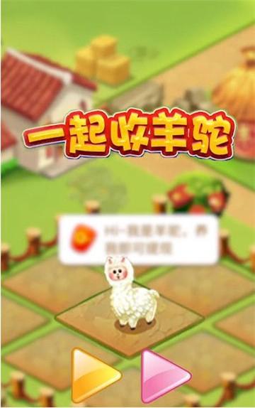赚钱小游戏一起收羊驼官方版图片1