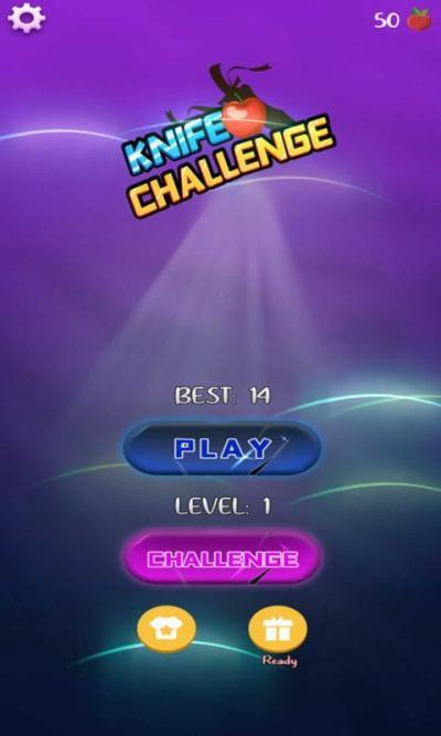 刀之挑战游戏图1