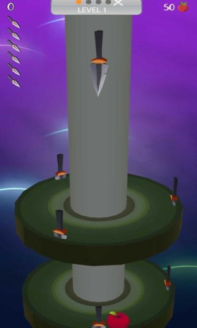 刀之挑战游戏免费版(Knife Challenge)图片1