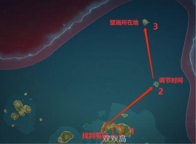 原神雾与风的旅行任务怎么做?雾与风的旅行任务流程攻略图片3