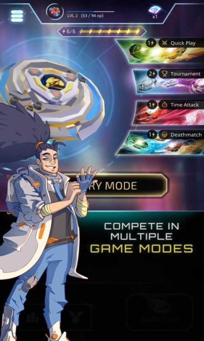 刀锋陀螺2革命游戏安卓版图片2