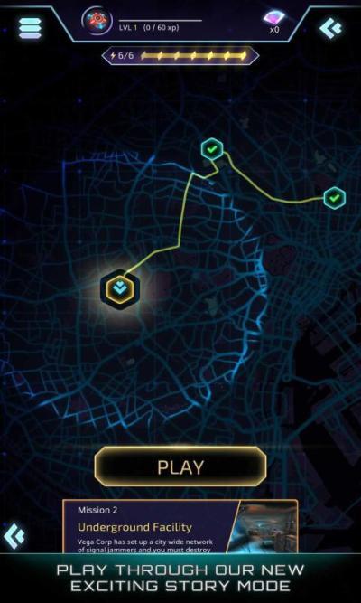 刀锋陀螺2革命游戏安卓版图片1