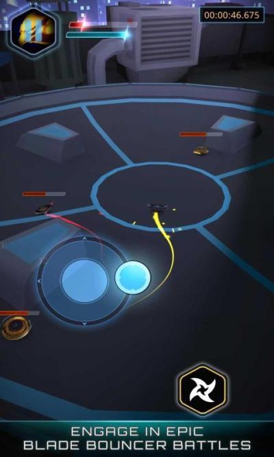 刀锋陀螺2革命游戏图1