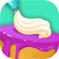 艺术蛋糕制作