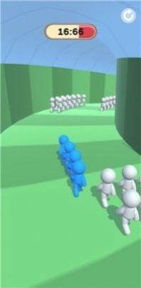 人群狂热酷跑游戏安卓版图片1