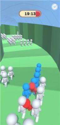 人群狂热酷跑游戏图2