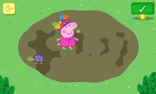 小猪佩奇金色靴子游戏苹果ios版图片1