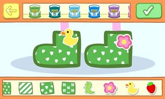 小猪佩奇金靴子游戏苹果版图2