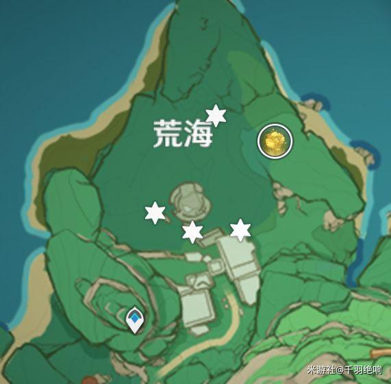 原神荒海五个机关攻略大全 荒海五个机关解密流程[多图]图片2