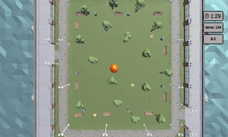 翻滚和摧毁游戏安卓版图片2