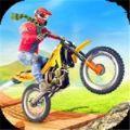 摩托车斜坡疯狂特技游戏安卓版 v1.1.1