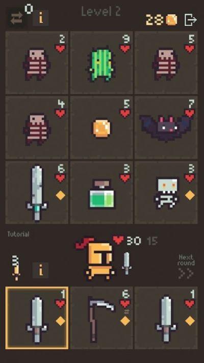 卡牌阵亡游戏安卓版图片2