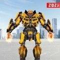机器人城市英雄打击