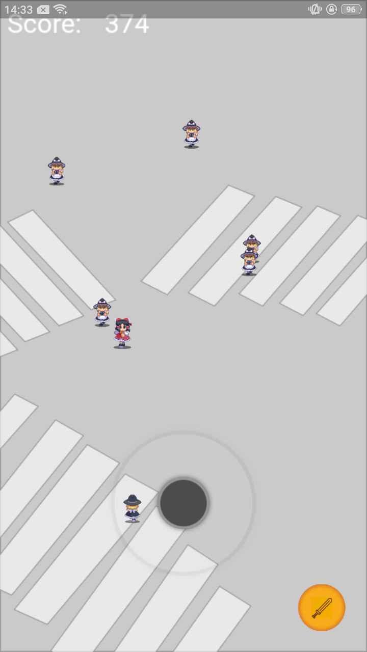 逃亡追击大作战游戏安卓版图片1